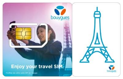 carte prépayée bouygues telecom Prepaid SIM card for holidays in Europe | Bouygues Telecom