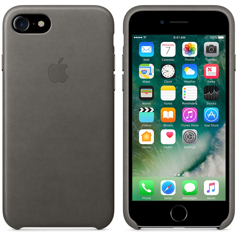 Coque en cuir iPhone 7, iPhone 8 : accessoires - Bouygues telecom