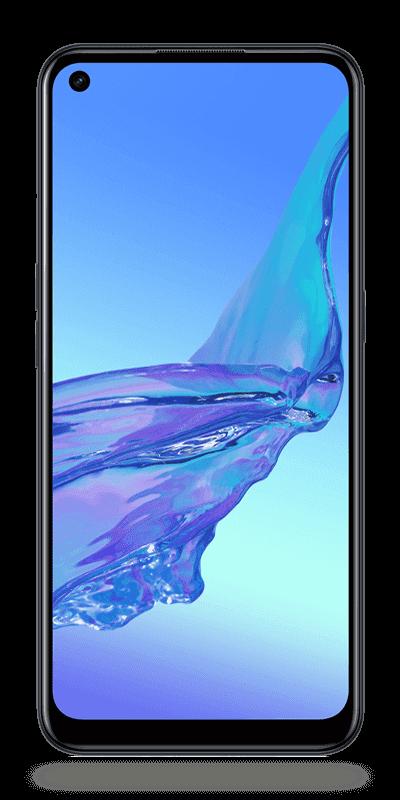 Visuel du téléphone mobile OPPO A53s