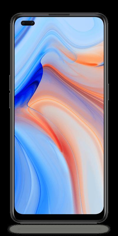 Visuel du téléphone mobile Oppo Reno4 5G