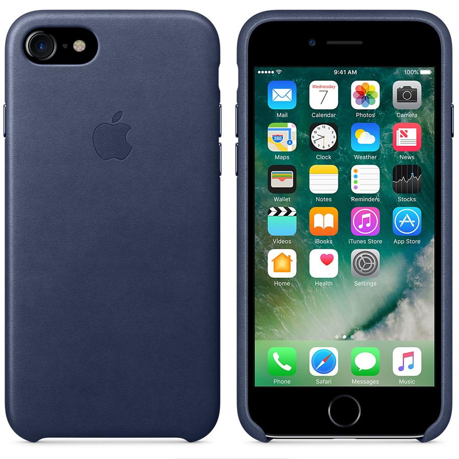 coque iphone 8 apple cuir