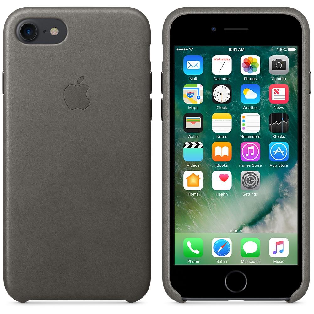 coque en cuir iphone 7 iphone 8 accessoires bouygues telecom. Black Bedroom Furniture Sets. Home Design Ideas