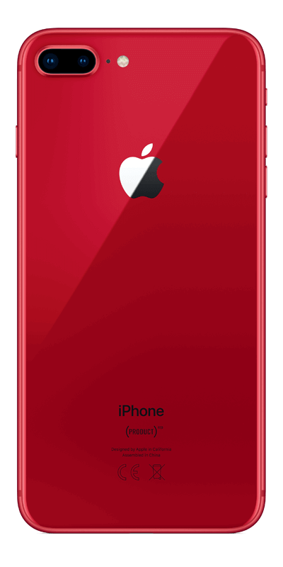 apple iphone 8 plus red 64go smartphone bouygues telecom. Black Bedroom Furniture Sets. Home Design Ideas