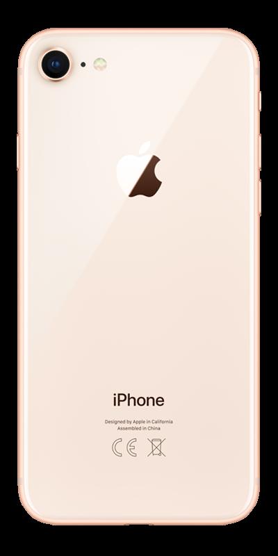 apple iphone 8 or 64go smartphone bouygues telecom. Black Bedroom Furniture Sets. Home Design Ideas