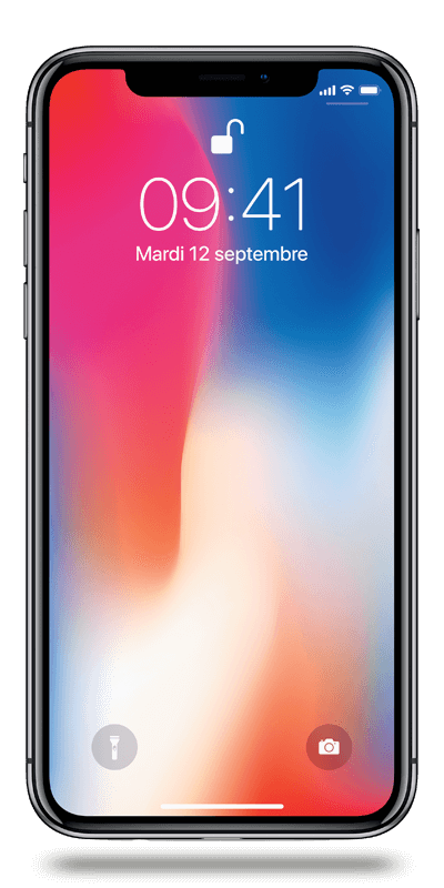 apple iphone x gris sid ral 64go smartphone bouygues telecom. Black Bedroom Furniture Sets. Home Design Ideas