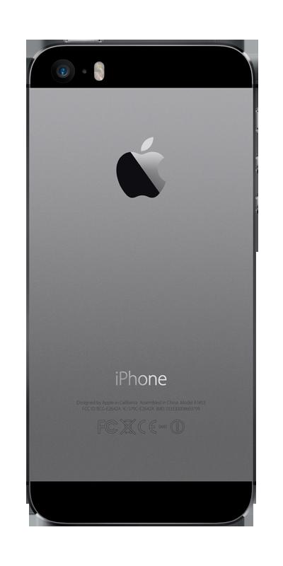 Téléphone Apple iPhone 5S 16Go Gris Sidéral avec forfaits ...