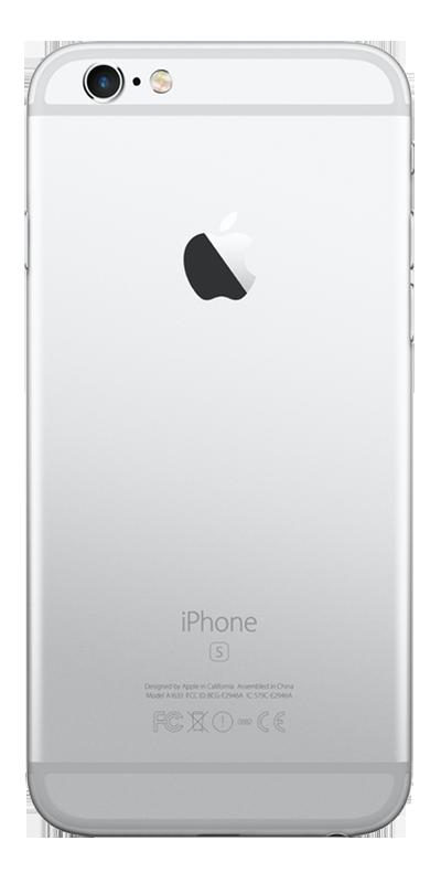 apple iphone 6s plus argent 32go smartphone bouygues telecom. Black Bedroom Furniture Sets. Home Design Ideas