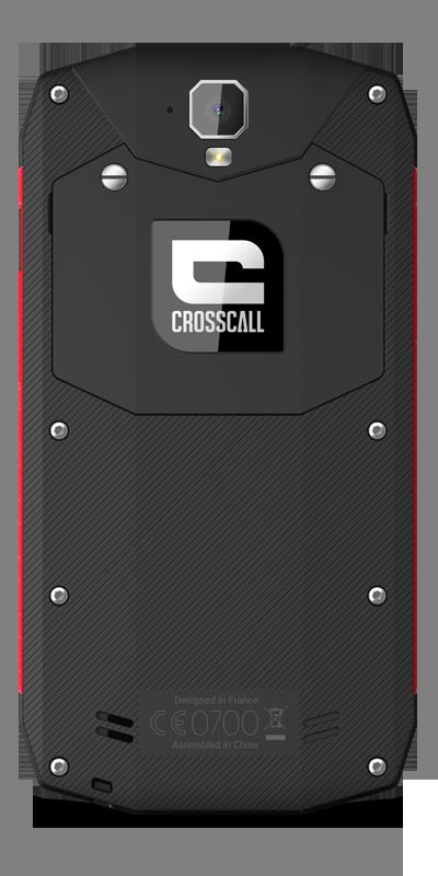crosscall trekker m1 core dual sim smartphone bouygues. Black Bedroom Furniture Sets. Home Design Ideas
