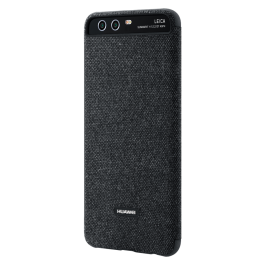 Etui Folio dark grey Huawei pour P10  Gris Fonce