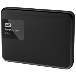 Disque dur externe 2.5 Western Digital 500 Go  Noir