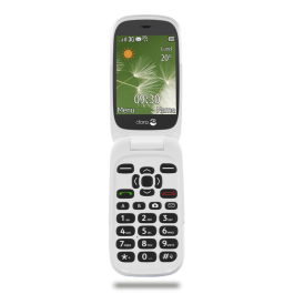 Doro 6520 0,128 Go Blanc