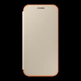 Etui folio Neon Samsung pour Galaxy A3 2017  Or
