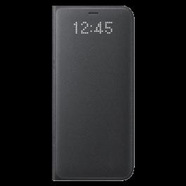 Étui LED View Noir Galaxy S8+  Noir