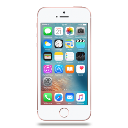 iPhone SE 128 Go Or Rose