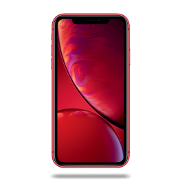 iPhone XR 64 Go Red