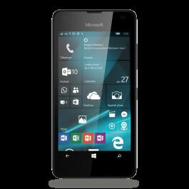 Lumia 550 8 Go Noir