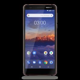 Nokia 3.1 16 Go Noir