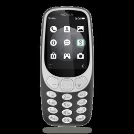 Nokia 3310 0,128 Go Gris Fonce