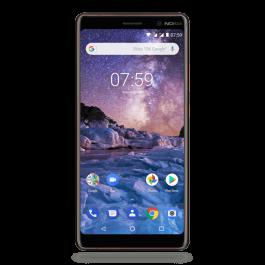 Nokia 7 plus 64 Go Noir