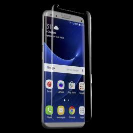 Protège-écran  transparent pour Samsung S8 +
