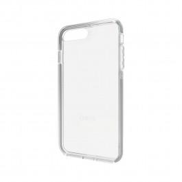 Coque Gear 4 transparente pour iPhone 7 plus-Gris  Gris