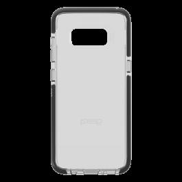 Coque Gear 4 transparente contour noir pour Samsung Galaxy S8  Noir