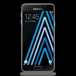 Galaxy A3 2016 16 Go Noir