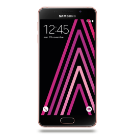 Galaxy A3 2016 16 Go Rose