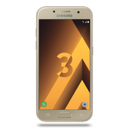Galaxy A3 2017 16 Go Or