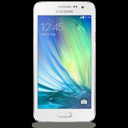 Galaxy A3 16 Go Blanc