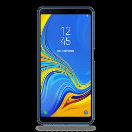 Galaxy A7 2018 64 Go Bleu