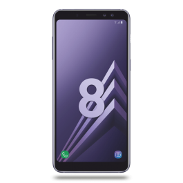Galaxy A8 32 Go Orchidée