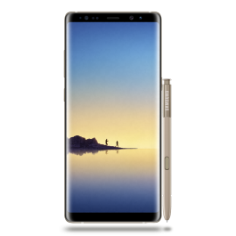 Galaxy Note8 64 Go Or