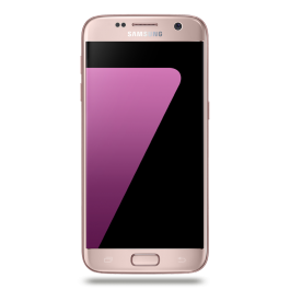Galaxy S7 32 Go Rose