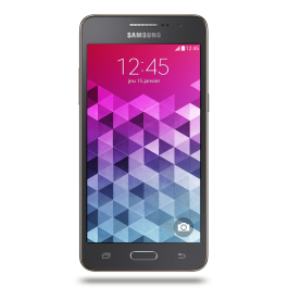 Galaxy Grand Prime VE 64 Go Gris