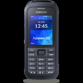 Xcover 550 0,256 Go Gris