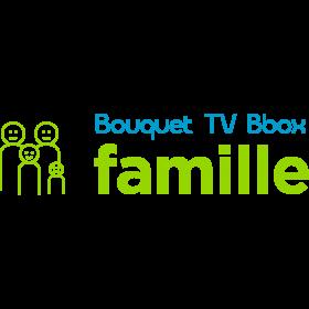 Bouquet TV Bbox Famille