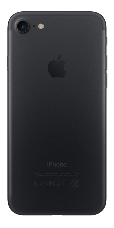 apple iphone 7 noir 128go smartphone bouygues telecom. Black Bedroom Furniture Sets. Home Design Ideas