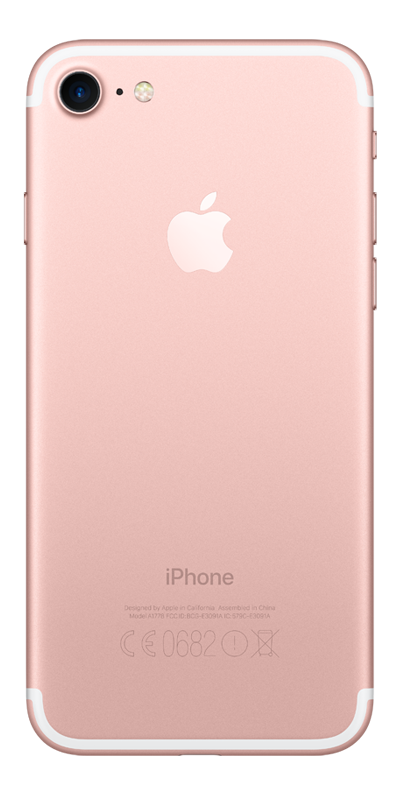 apple iphone 7 or rose 32go smartphone bouygues telecom. Black Bedroom Furniture Sets. Home Design Ideas