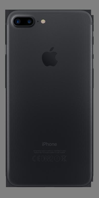 apple iphone 7 plus or rose or argent noir noir de jais. Black Bedroom Furniture Sets. Home Design Ideas