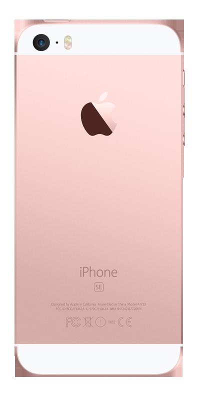 apple iphone se or rose 64go smartphone bouygues telecom. Black Bedroom Furniture Sets. Home Design Ideas