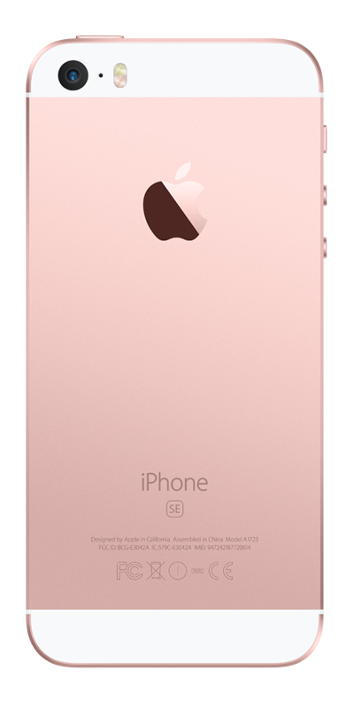 apple iphone se or rose 32 go smartphone bouygues telecom. Black Bedroom Furniture Sets. Home Design Ideas