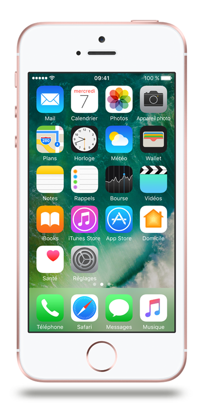 Iphone  Rose Bouygues