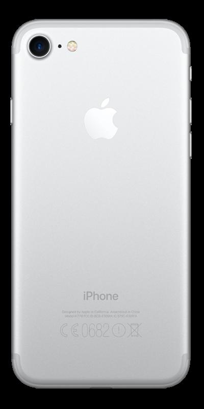 apple iphone 7 argent 32go smartphone bouygues telecom. Black Bedroom Furniture Sets. Home Design Ideas