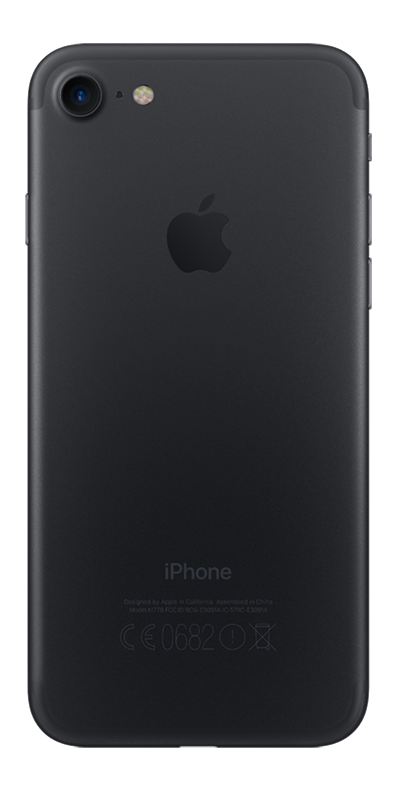 apple iphone 7 noir 32go smartphone bouygues telecom. Black Bedroom Furniture Sets. Home Design Ideas