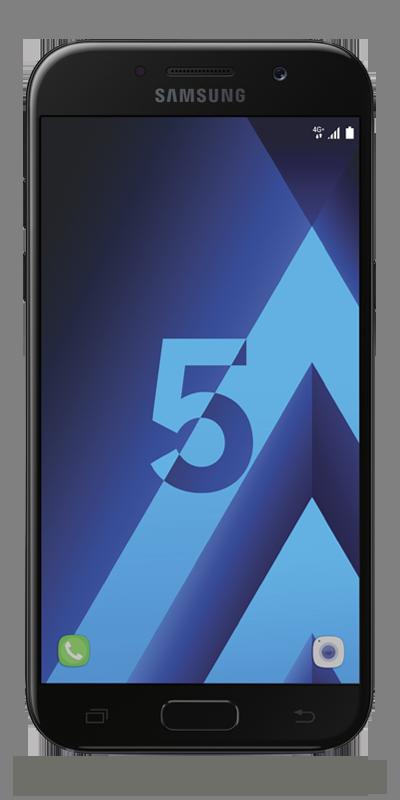 samsung galaxy a5 2017 32 go smartphone bouygues telecom. Black Bedroom Furniture Sets. Home Design Ideas