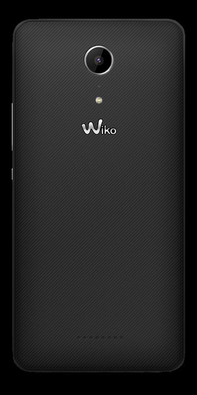 wiko tommy 2 dual sim noir 8go smartphone bouygues telecom. Black Bedroom Furniture Sets. Home Design Ideas
