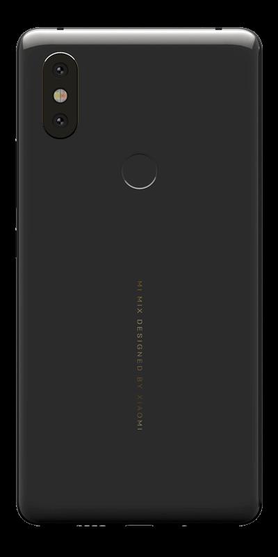 Xiaomi Mi MIX 2S Dual Sim Smartphone