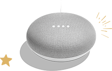 image - Google Home Mini