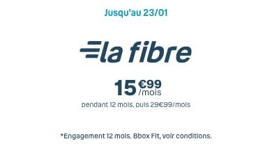 La Fibre | Bouygues Telecom